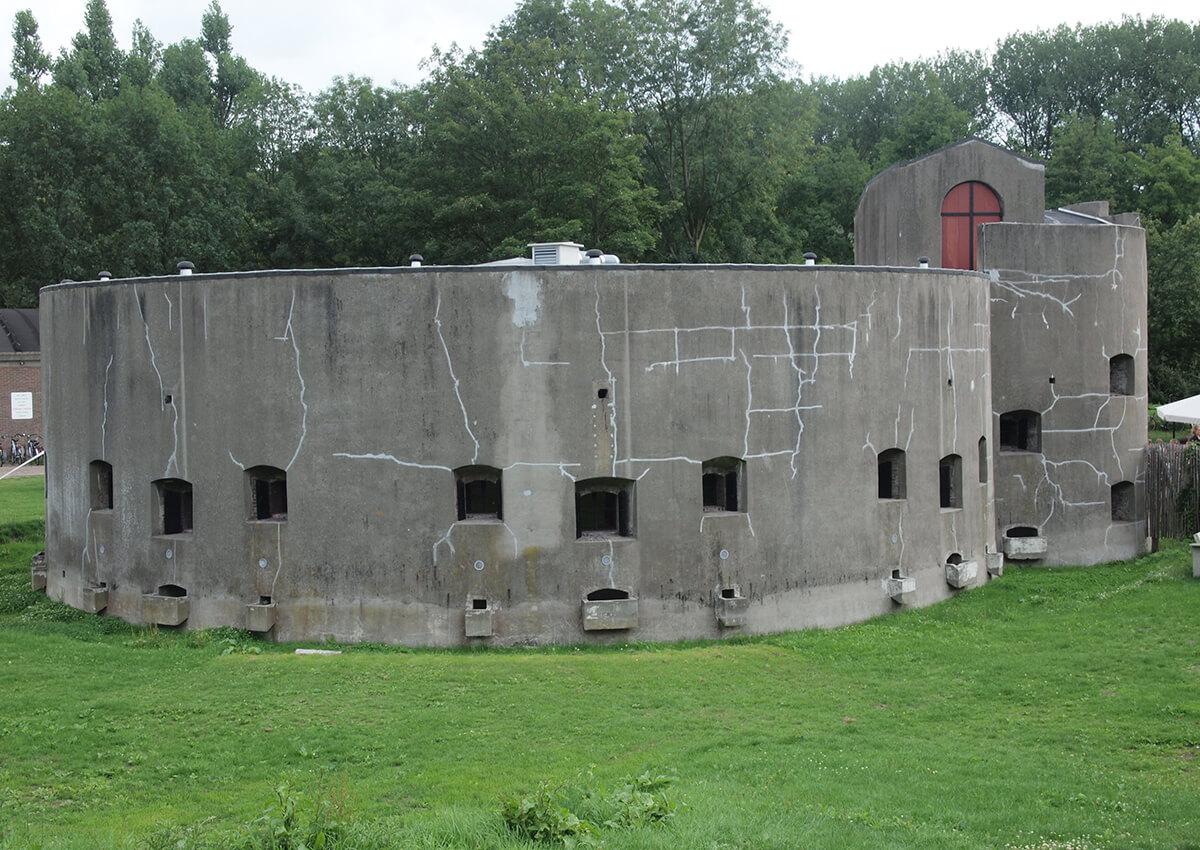 Fort aan de Klop - Sfeerfoto