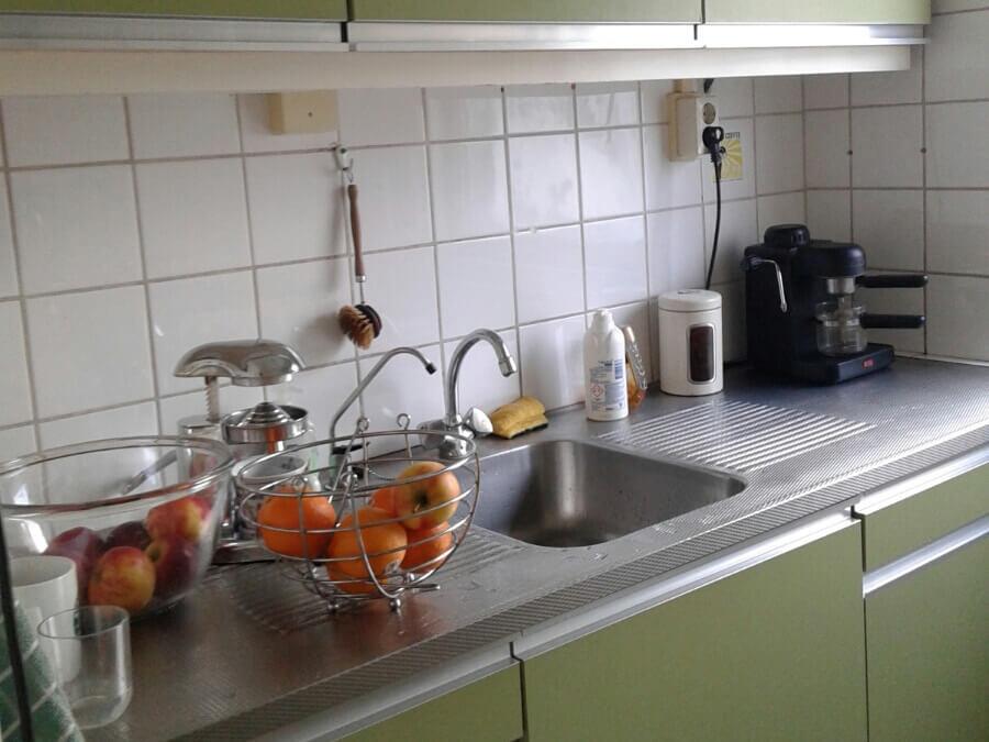 Kamer & Keuken - Houseboat Harmony - Bed & Breakfast Utrecht (1)