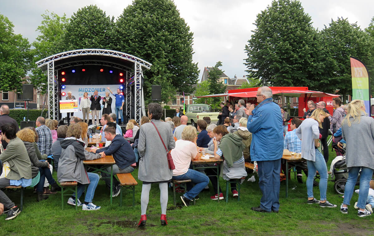 Stad Utrecht Sfeerfoto's
