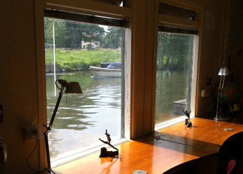 Voel je vrij - Houseboat Harmony - Bed & Breakfast Utrecht (5)